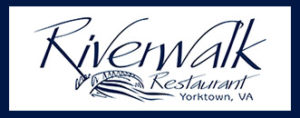Logo for Riverwalk Restaurant Yorktown, VA